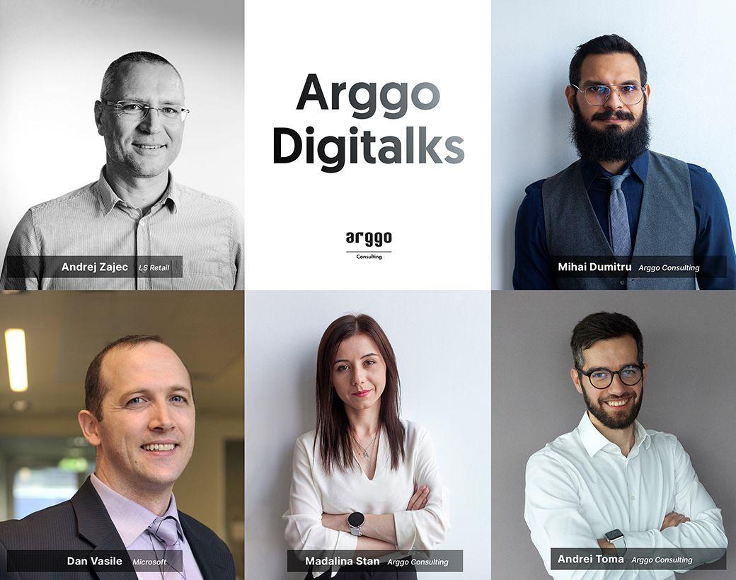Arggo Digitalks Speakers